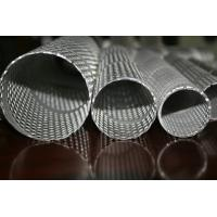 Wholesale Perforated Round Metal Mesh Tube Large Diameter Welded Steel Pipe from china suppliers