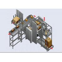 Wholesale High Speed Automated Palletizer / Stacker for Bagged Building Material from china suppliers