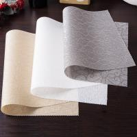 Wholesale PVC Solid Insulation Bowl Placemats Dining Pad Western Table Mats from china suppliers