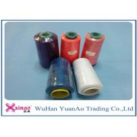 Wholesale 50/2 Spun High Strength 100% Polyester Sewing Thread Raw White or Colored from china suppliers