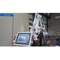 Wholesale Robotic Palletizer Bag Palletizing System ABB 180KG Robot customized gripper from china suppliers