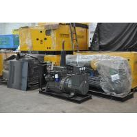 Quality 4 Cylinders Single Phase 37.5kVA Open Diesel Generator Powered by Water - Cooled Yuchai Engine for sale