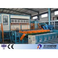 Wholesale High Efficient Egg Tray Production Line , Egg Box Making Machine 25m*3m*4m from china suppliers