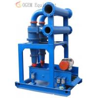 Buy cheap Hydrocyclone Desander Drilling Fluid Service Solids Control from wholesalers