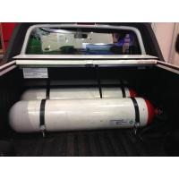 "Quality NGV2 / DOT TYPE 1 NGV Gas Tank with OD 12.8"" 50L - 120L Capacity CrMo Steel Material for sale"