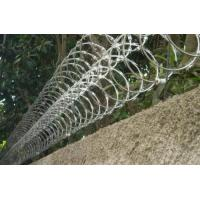 Wholesale Ultra Durable Barrier Razor Fence Wire Anti Aging Neat Appearance BTO-10 BTO-12 from china suppliers