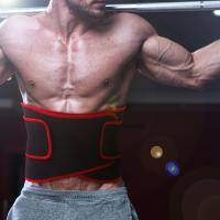 Wholesale Lightweight Waist Lumbar Lower Back Trimmer Support Brace Belt from china suppliers