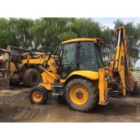 Wholesale Good condition   used JCB 3CX high quality backhoe loader cheap price sale from china suppliers