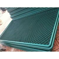 Wholesale Vinyl Coated Chain Link Fencing Mesh ( DIRECT FACTORY ISO 9001) from china suppliers