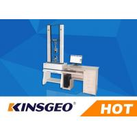 Wholesale Shear Strength Peel Adhesion Test Equipment For Metal / Plastic / Rubber from china suppliers