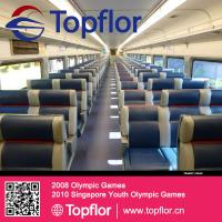 Wholesale commercial pvc/vinyl flooring for bus and train from china suppliers