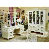 White Wood Home Office Furniture ~ Wood home office furniture desks white