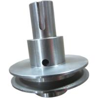 Wholesale Round Tube Steel Machined Parts Cnc Turning Services For Multiple Spot Drill from china suppliers