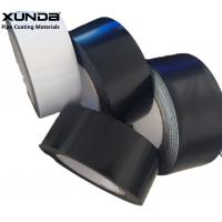 Wholesale 12 Mils Thickness Polyethylene Pipe Wrapping Coating Material Self Adhesive from china suppliers