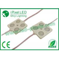 Wholesale High Brightness Single Color sumsung 4 Led Module Waterrpoof  DC12V from china suppliers