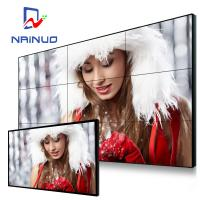 Wholesale Customized Full Color LCD Video Wall Display 500 Nits High Brightness from china suppliers