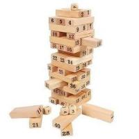 Wholesale Jenga Games, Wooden Edcuational Toys from china suppliers
