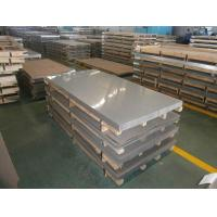 Wholesale Hot Rolled Stainless Steel Plate , Thin Stainless Steel Sheet  316L NO.3 from china suppliers