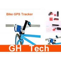 Wholesale Bicycle Mini GPS Tracker GSM / GPRS Quad Band Black 1000MAh from china suppliers