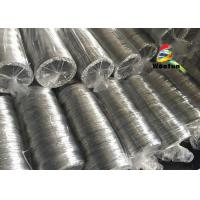 Wholesale Heat Resistant Aluminum Foil Ducting Low Pressure For Engine Construction from china suppliers