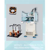 Wholesale Shaded 4poles motor stator coil winding needle segmented muti-pole stator winder WIND-1A-TSM from china suppliers