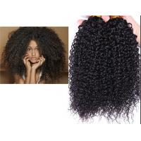 Wholesale Original Unprocessed  Grade 6a brazilian hair Extension deep curly from china suppliers