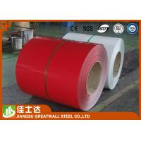 Wholesale ios9001 CE cert color coated corrosion resistance galvanied PPGI Steel Coil from china suppliers