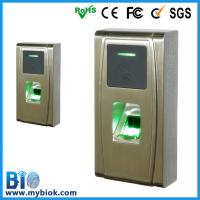 Wholesale IP54 Waterproof Outdoor Fingerprint & Card Access Control System Bio-F30 from china suppliers