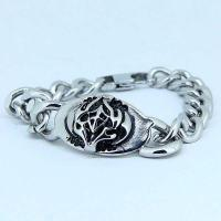 Wholesale High Quality Stainless Steel Fashion Mane's Women's Bracelet LBS01 from china suppliers