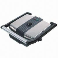 China 6-slice Sandwich Press Maker, Non-stick Coating and Overheat Protection on sale