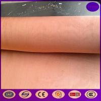 "Wholesale 100 Mesh Copper Mesh Screen 0.0045"" Wire Dia.for EMI/RFI Shielding in stock made inchina from china suppliers"