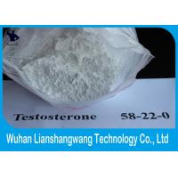 Wholesale High Purity Testosterone Anabolic Steroid Prohormone CAS 58-22-0 Testoviron For Cutting Cycles from china suppliers