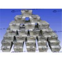 Wholesale Zinc anode for Ship / bridge offshore project Zinc hull anode from china suppliers