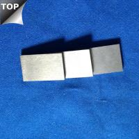 Wholesale Different Specification Silver Tungsten Alloy Blank Coin For Cutting Metals Materials from china suppliers