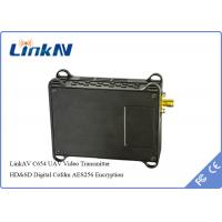Wholesale Digital Channel Wireless Video COFDM Transmitter For Quad / Six Rotor from china suppliers