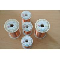 Quality Original 0.012 - 0.8mm Ultra Fine Copper Wire Good Conductivity For Automotive for sale
