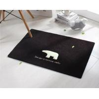Quality New High Quality Machine Made Door Mat Custom Eco-Friendly Floor Mat With  PVC Backing for sale
