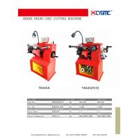 Wholesale brake drum/disc  cutting machine T8465/T8445FCV/C9350/C9370(iron cast,red colour) from china suppliers
