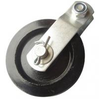 """Buy cheap 3-1/2"""" Cast Iron Pulley from wholesalers"""