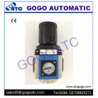 Wholesale Air Source Treatment Unit With Gauge Embedded Air Pressure Regulator Filter Lubricator from china suppliers