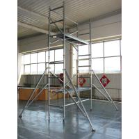 Wholesale High Tensile ODM Foldable Scaffolding / Steel Portable Scaffolding from china suppliers