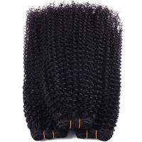 Quality Wholesale 7A Remy Hair Extensions Vendors Virgin Brazilian Human Hair Weaving for sale