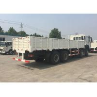 Wholesale 8X4 RHD Cargo Truck 30 - 60 Tons Euro 2 336HP High Security For Logistic Industry from china suppliers