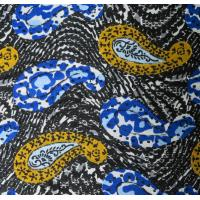 Wholesale Paisley Pattern of Digital Printed Fabric from china suppliers