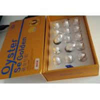 Wholesale Oyster Se Golden 0.5g x 30 tablets/ box (Chinese Medical Male Enhancement Pills) from china suppliers