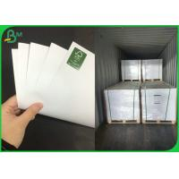 Buy cheap 70G 80g White Color Bond Writing Paper For Brochures and Leaflets from wholesalers