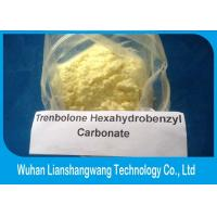 Wholesale Trenbolone Powder , Trenbolone Cyclohexylmethylcarbonate / hexahydrobenzylcarbonate / Parabol from china suppliers