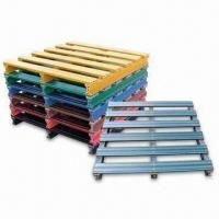 Wholesale 20 x 100mm Water-resistant WPC Pallet, Replaces Wooden Pallet, Fumigation-free of Splitter from china suppliers
