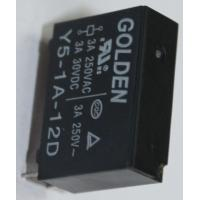 Wholesale Y5 SRB JZC-43F 3A Miniature Power Relay / High Frequency Relay from china suppliers