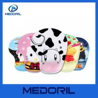 Wholesale Best seller promotion silicon gel printed computer gaming custom mouse pad with wrist rest from china suppliers